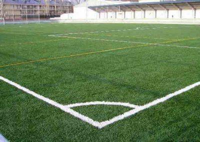 Césped para campos de fútbol (1)