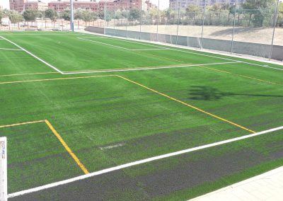Césped para campos de fútbol (7)