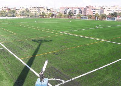 Césped para campos de fútbol (8)