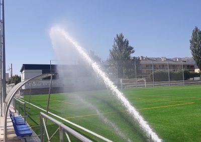 Cuidados del césped para campo de fútbol (1)