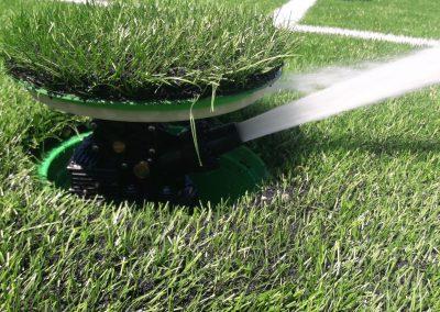 Cuidados del césped para campo de fútbol (2)