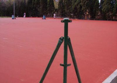 Vallados de canchas y pistas de deporte (1)
