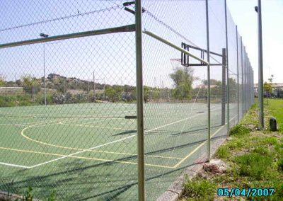 Vallados de canchas y pistas de deporte (6)