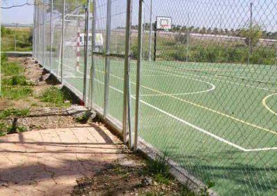 Vallados de canchas y pistas de deporte (7)