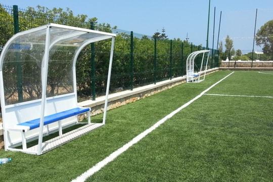 Cesped artificial Campo de futbol 7 01
