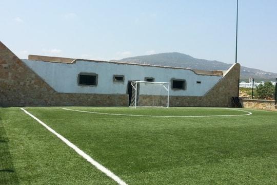 Cesped artificial Campo de futbol 7 02