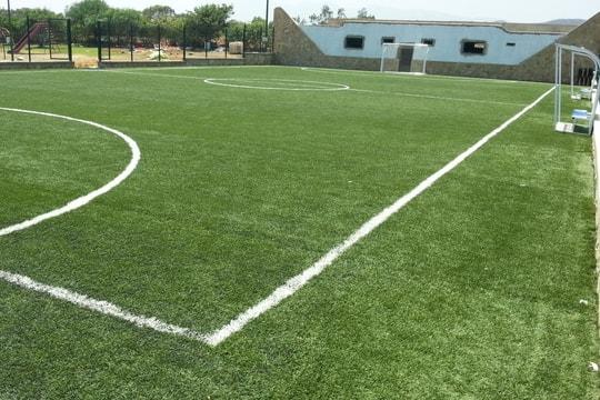 Cesped artificial Campo de futbol 7 03