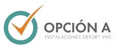 Logo Opcion A