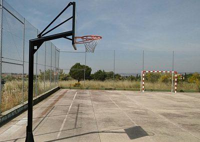 Sustitución Equipamiento Deportivo