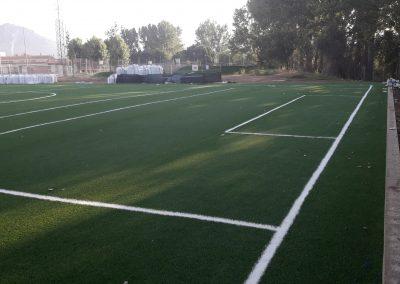 Campo de Fútbol El Boalo