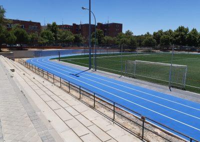Rehabilitación Pista Polideportiva