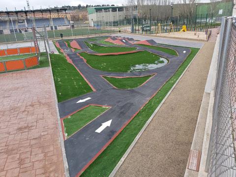 Realización proyecto de ejecución de construcción de Instalación Deportiva Municipal.